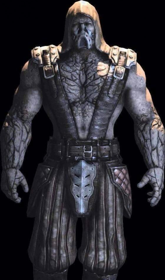 Tremor Mortal Kombat X opening trailer