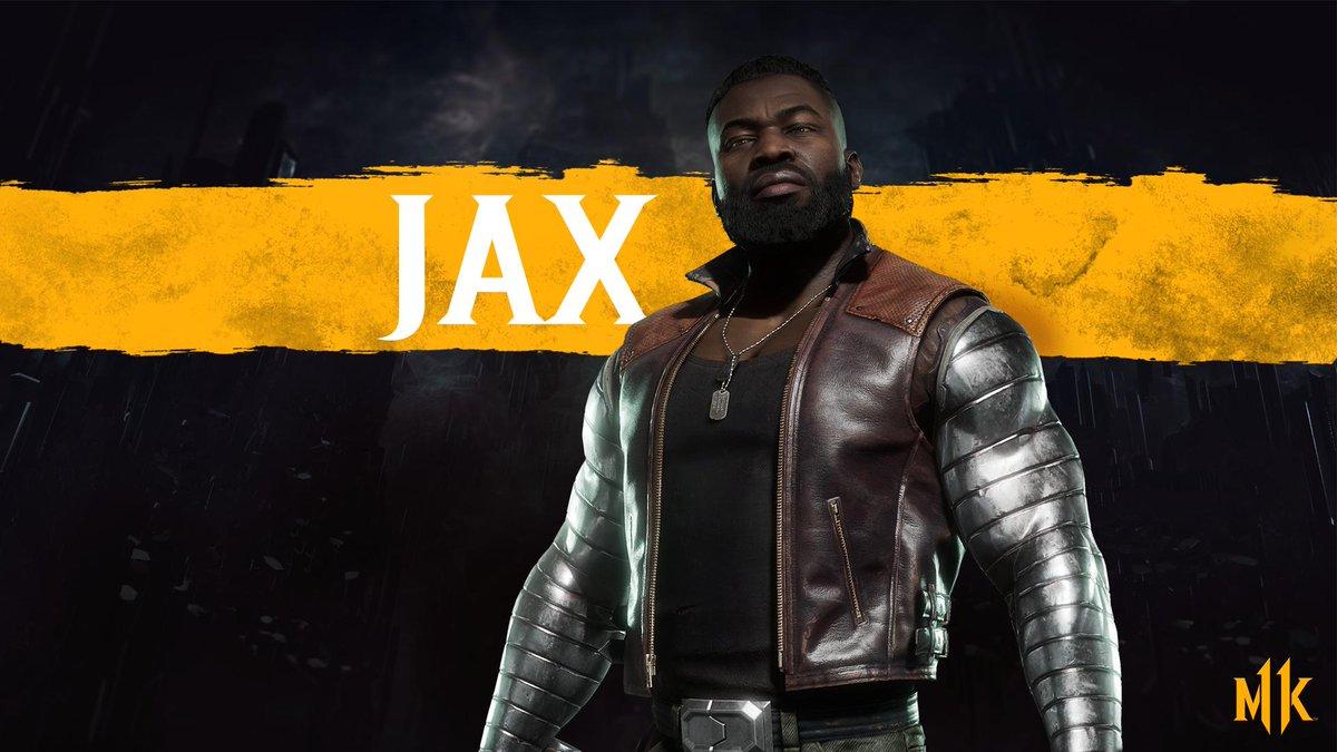 MK11 Jax