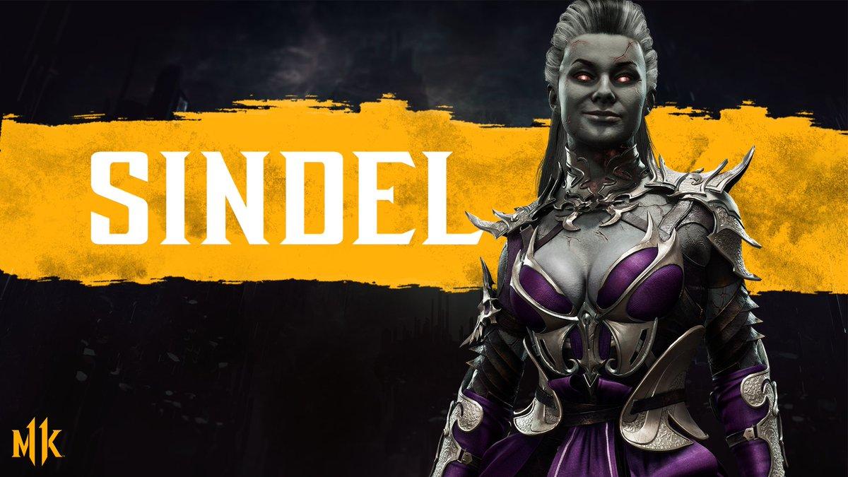 MK11 Sindel
