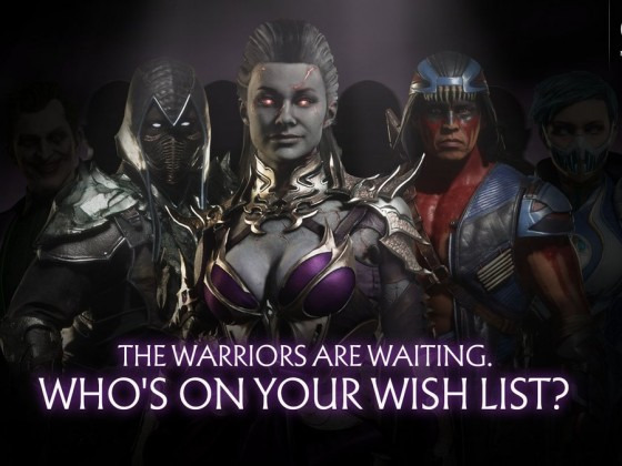 The Warriors are Waiting