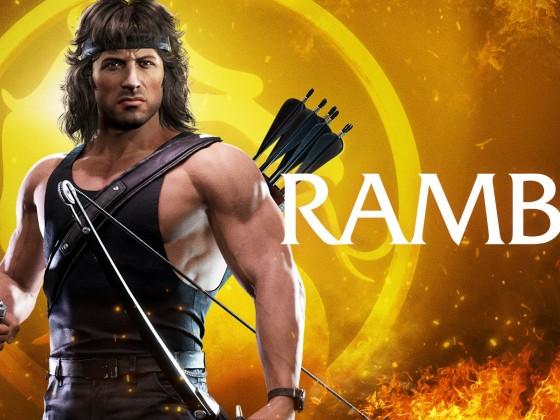 MK11 Rambo