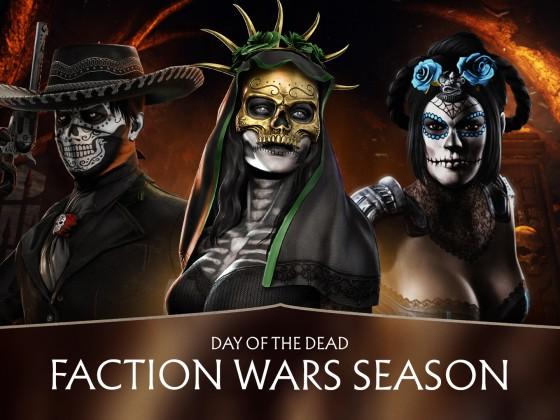 Faction War Season
