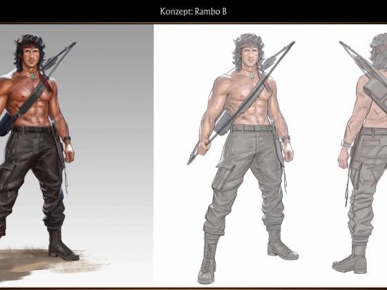 Rambo 1-6