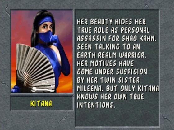 MK2 Biographie Kitana