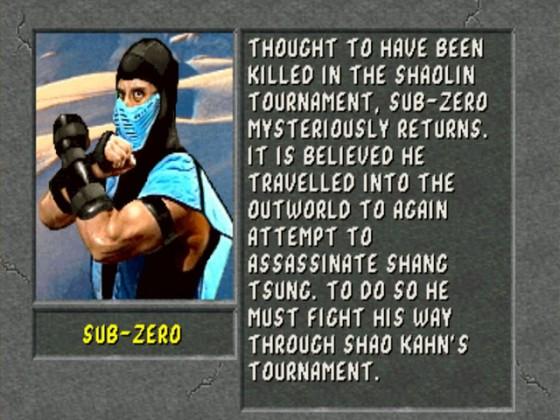 MK2 Biographie Sub-Zero