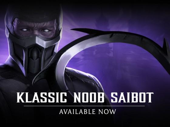 Noob Saibot Klassik MK Mobile 2