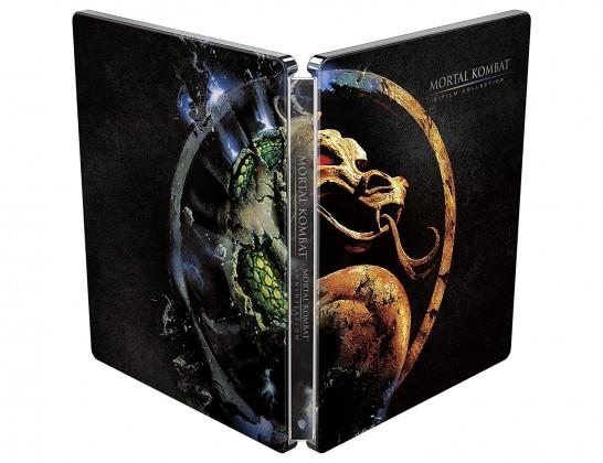 Mortal Kombat - 2 Film Collection