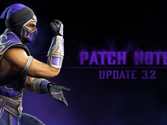 Rain Patch-Notes 3.2