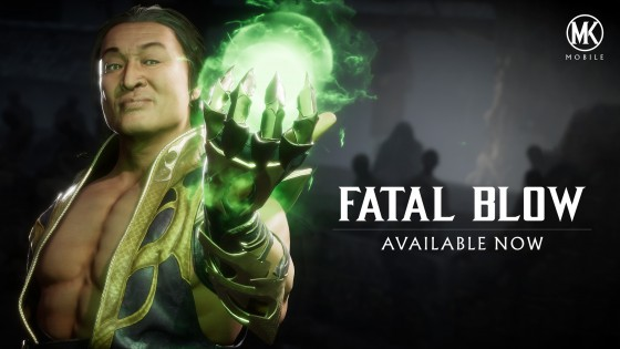 Shang Tsung Fatal Blow