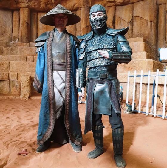 Raiden und Bi Han