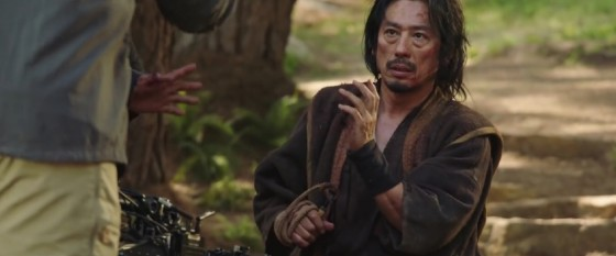 Hanzo Hasashi - Hiroyuki Sanada