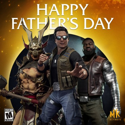 Happy Fathers Day MKMobile