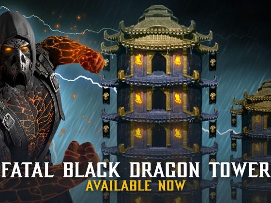 Black Dragon Tower - Tremor