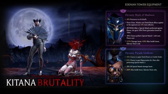 Kitana Brutality