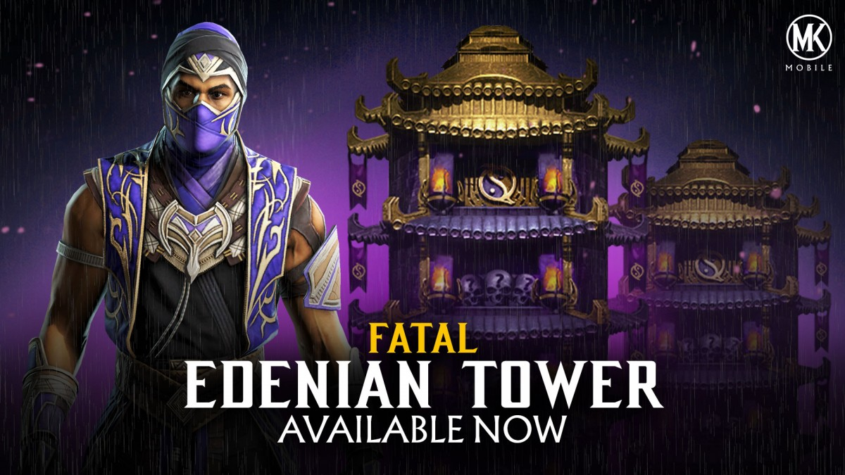Rain - Edenian Tower