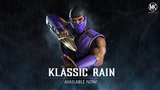 Klassic Rain - jetzt verfügbar