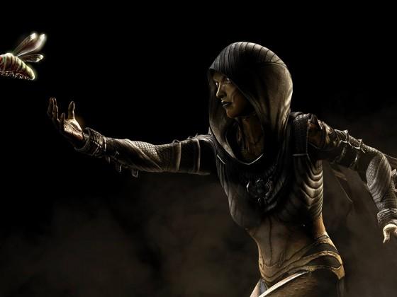 D'Vorah aus Mortal Kombat X
