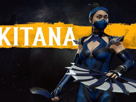 MK11 Kitana