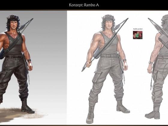 Rambo 2-6