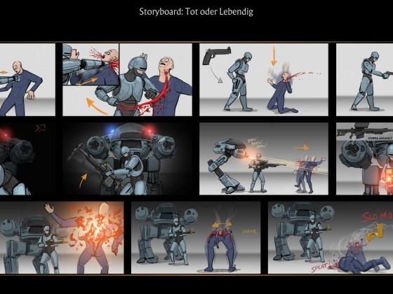 RoboCop 3-6