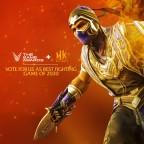 MK11U Game Awards Rain