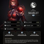 Skarlet Stats