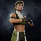 Sonya Blade MK3 Skin