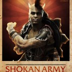 Shokan Army Sheeva