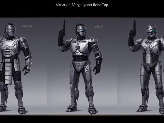 RoboCop 1-6