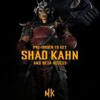 Shao Kahn Beta MK11