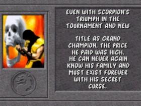 Scorpion Ending 2