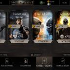 MKX Mobile Screenshot