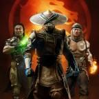 MK11 Aftermath Shang Tsung Raiden Liu Kang
