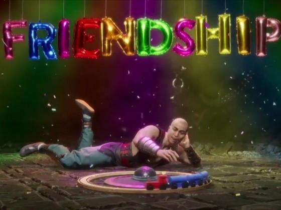 Kung Laos Friendship