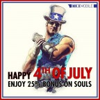 4th July Johnny Cage