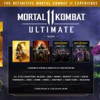 Mortal Kombat 11 Ultimate Sheet