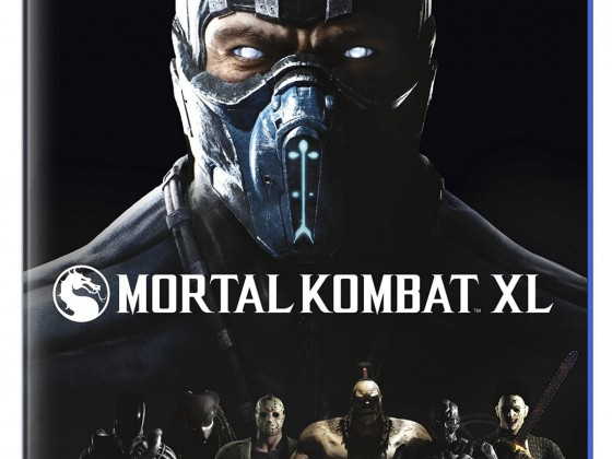 Mortal Kombat XL - Cover PS4