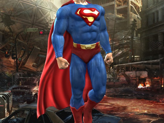 Superman_Render