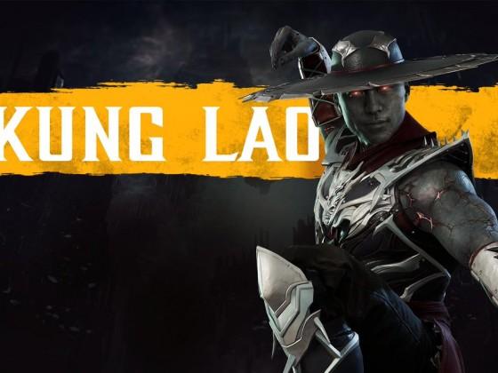 MK11 Kung Lao
