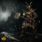 MK11 - Render Shao Kahn