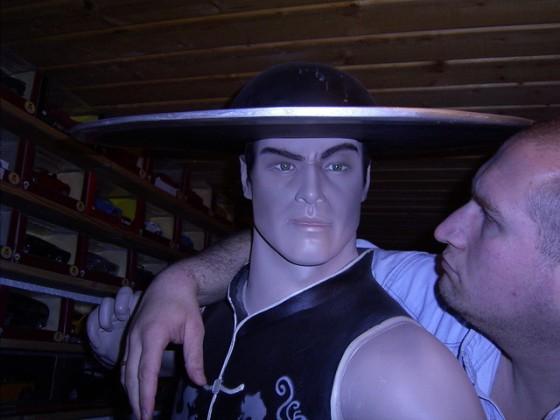Kung Lao Figur