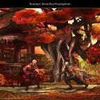 Shirai Ryu Feuergärten 1-2