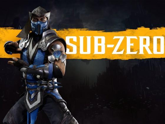 MK11 - Render Sub-Zero