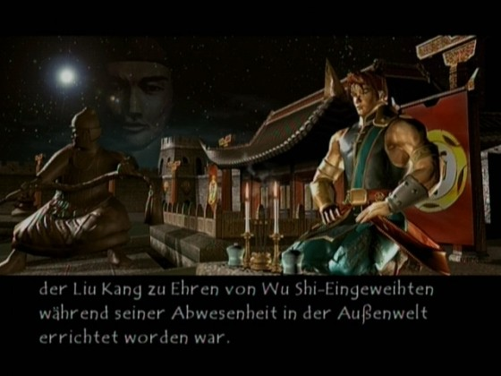 MKDA Ending: Kung Lao 8