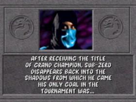 Sub-Zero Ending 1