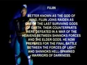 MK4 Biographie Fujin
