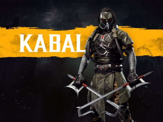 MK11 Render Kabal