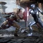 MK11 Aftermath Screenshot Sheeva vs Robocop