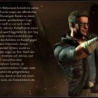 MKX Bio Johnny Cage