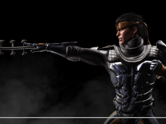 Mortal Kombat X Loadingscreen Takeda
